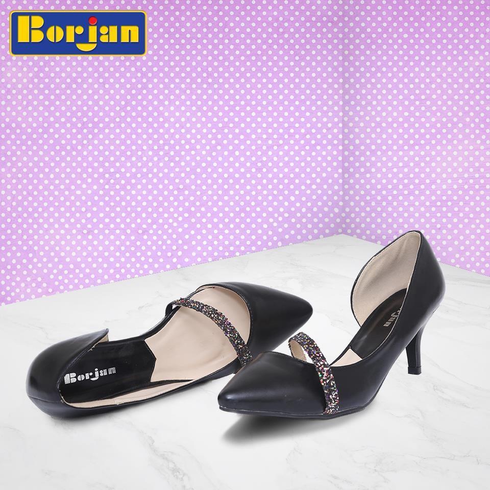latest Borjan Shoes Ladies Winter Collection 2016-17
