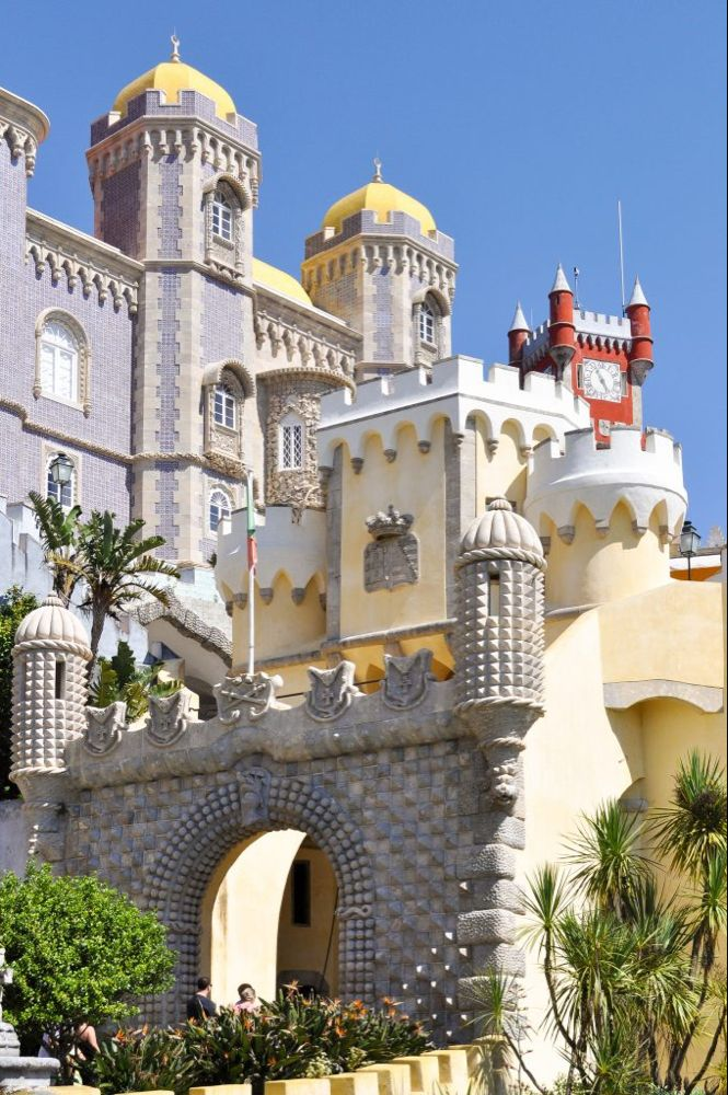 Sintra, Portugal: The Best Day Trip from Lisbon
