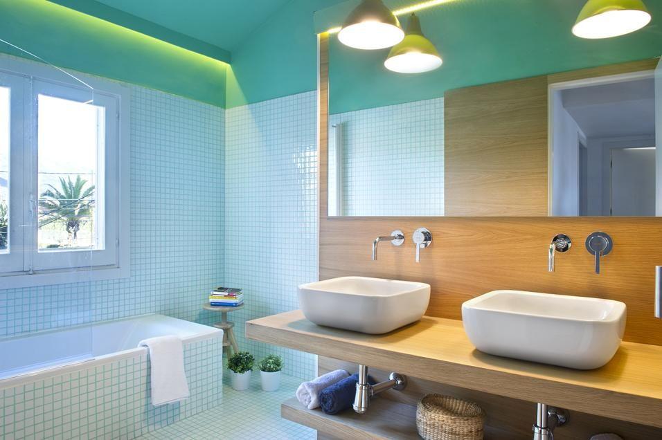 Villa mediterranea in spagna nel 2019 bathroom bagno bagni