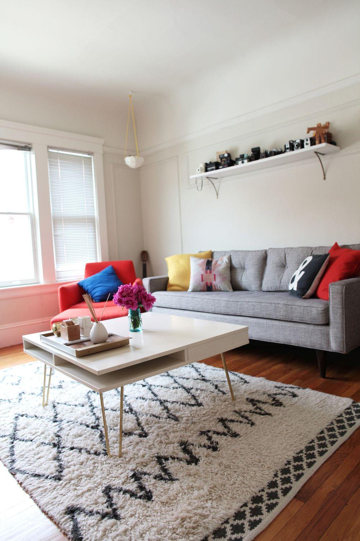 ikea hack: coffee table | danish style, coffee table design and