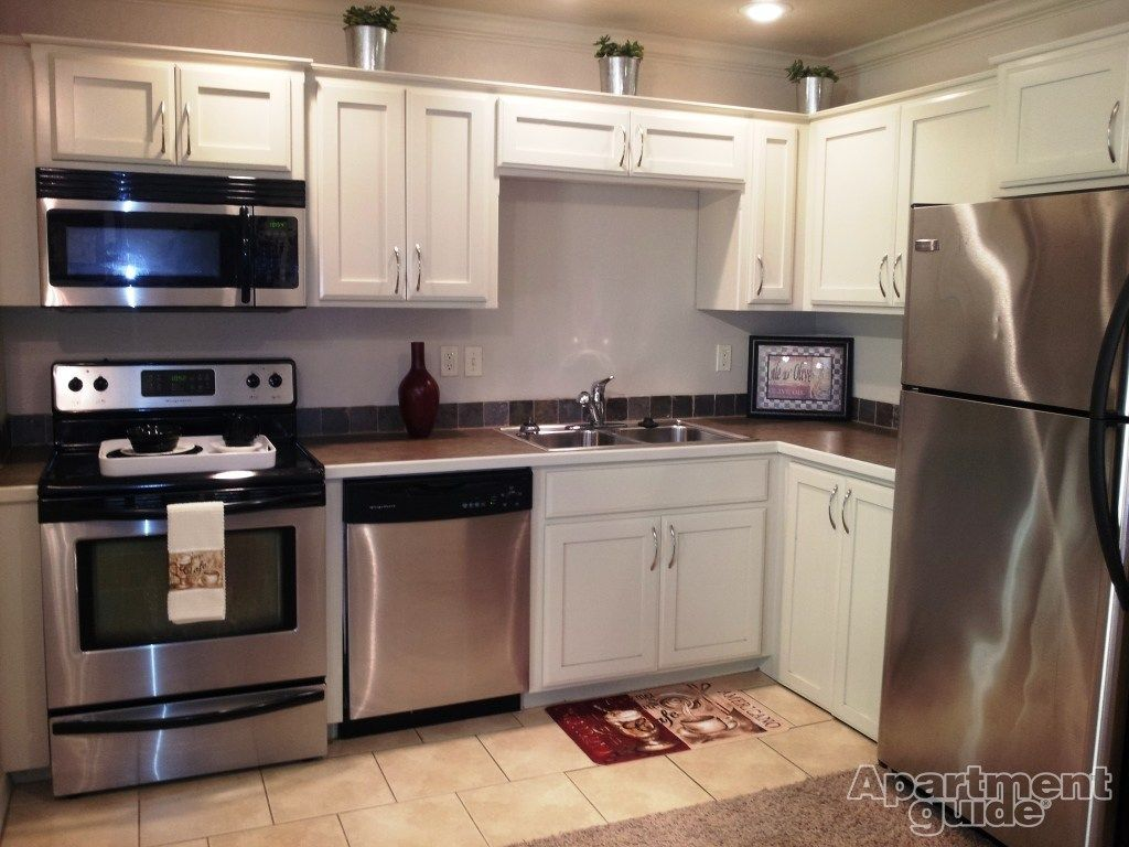Orchid Single Bedroom, Garden Parks Apartments, Fayetteville Ar 72701