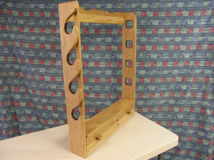 Woodworking Projects That Sell | ... Gun Rack   By MontanaBob @ LumberJocks.