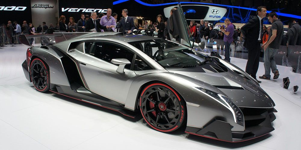 Veneno from Might Get New Roadster Version (с