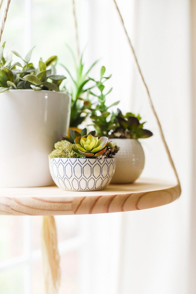 13 Diy Hanging Planters To Give Your Indoor Garden A Lift 400 x 300