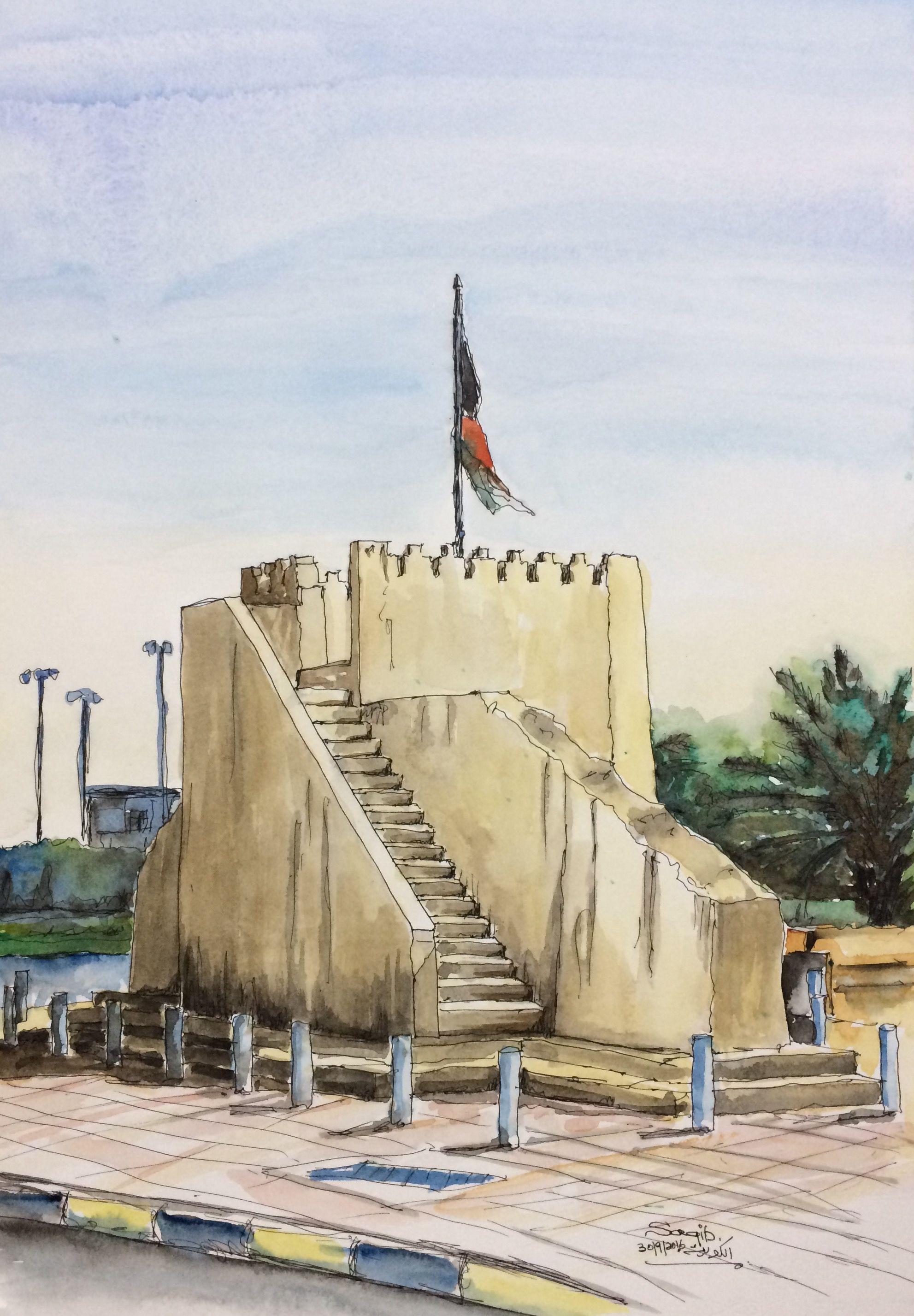 A part of sharq gate near safir hotel gulf road kuwait