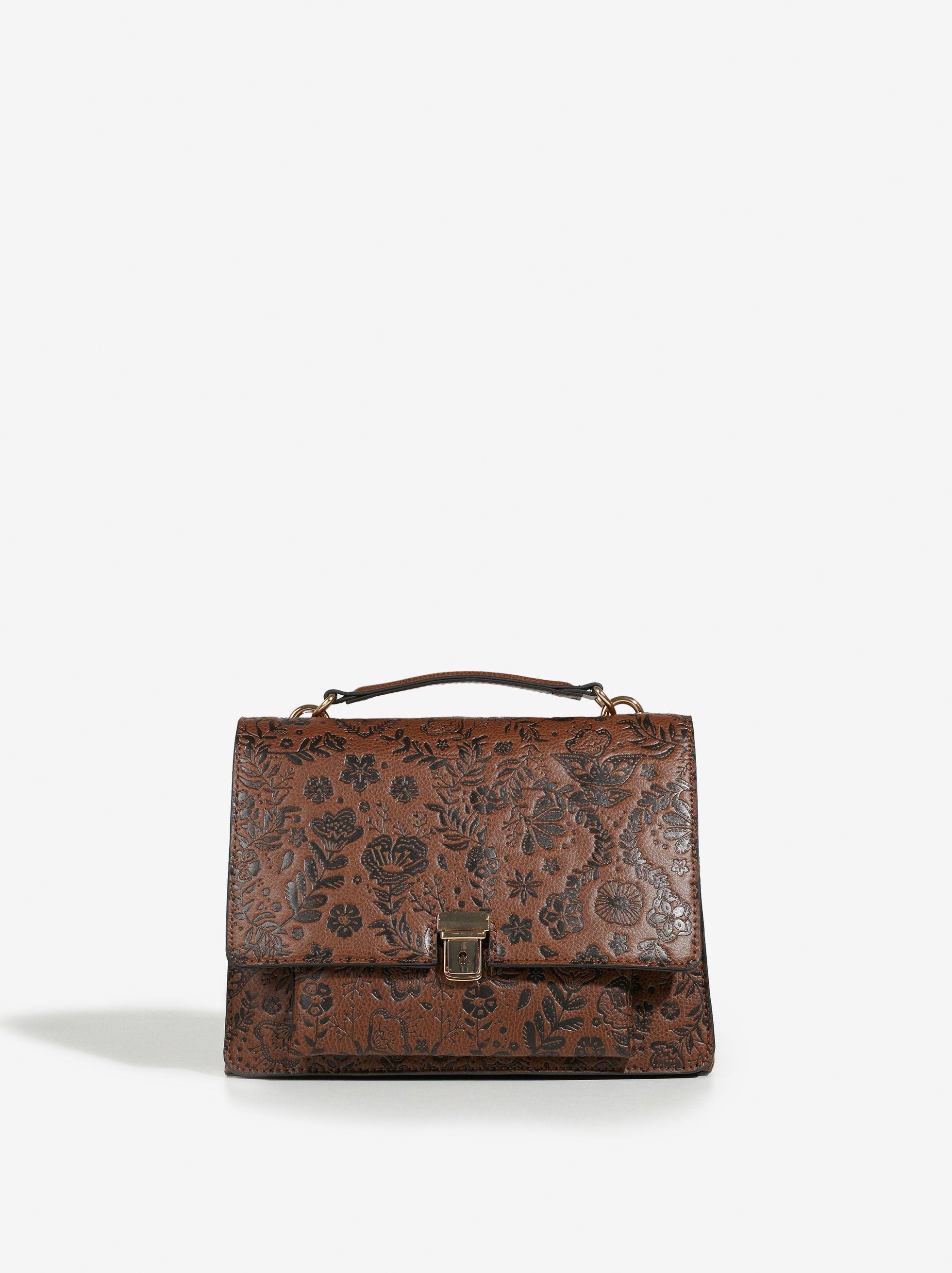 4e031fcfa Fleurs Cross Bag - Cross Bags - parfois.com | Shoes and Bags | Bags ...