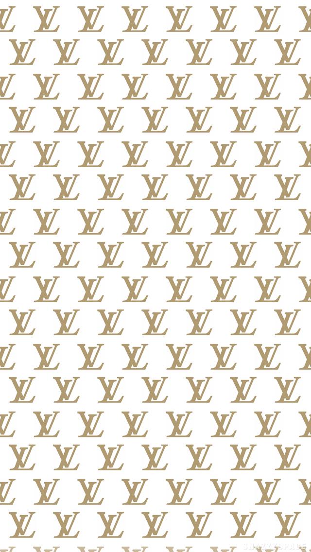 Gold Lv Monogram Logo Iphone Wallpaper Phone Background Lockscreen Louis Vuitton Iphone Wallpaper Iphone Wallpaper Fashion Wallpaper