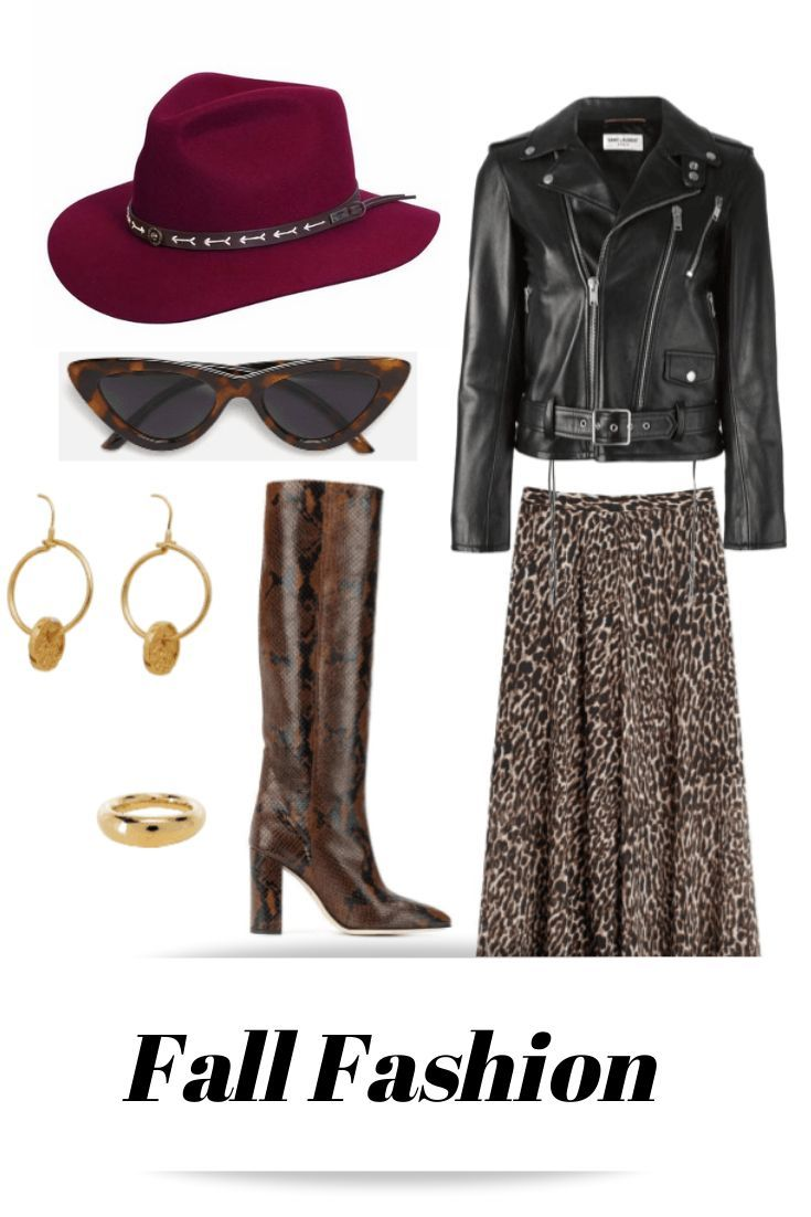 Womens Wool Boho Hat Stay warm and chic this fall pairing the Mt Warning Wool Boho Hat with leopard print gold jewelry tortoiseshell and a leather jacket  Conner Hats