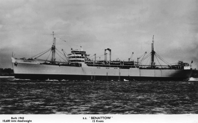 Benattow Merchant navy, Ship, Sailing ships