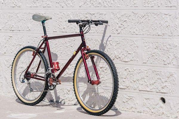 Black Diamond Vintage Mountain Bike Klunker 80 S L 26er Super Maxy