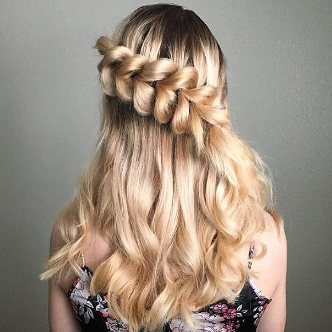 Atemberaubende Frisur Inspirationen für alle Arten von besonderen ...