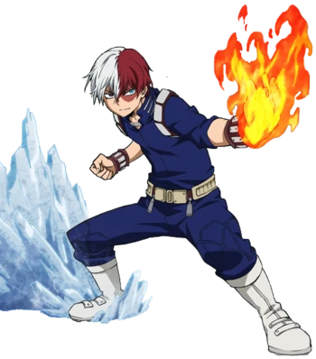 Shoto Todoroki My Hero Academia Wiki Fandom Powered By Wikia My Hero Academia Hero Super Powers Art