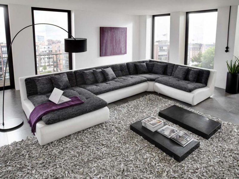 Amazing Wohnen Polstergarnitur Sofa Wohnlandschaft U Form Design Ideas
