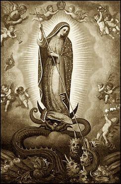 Image result for virgin steps on serpent