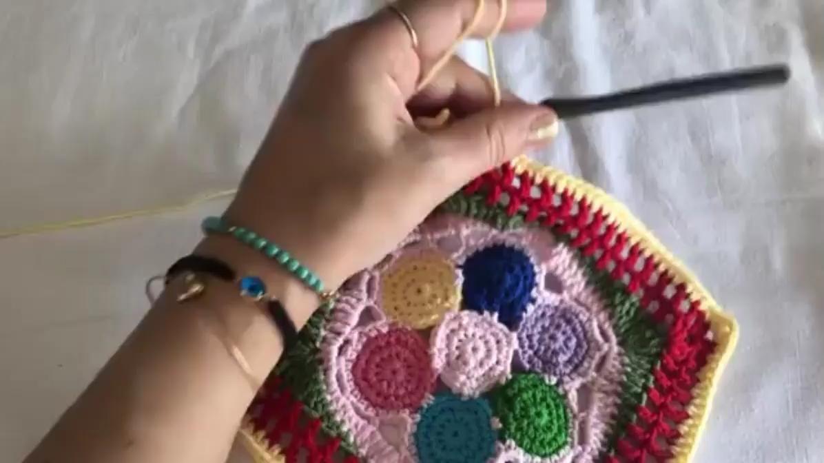 Crochet Technique of the day! Great Work👏👏 . via orgu_diyalektik