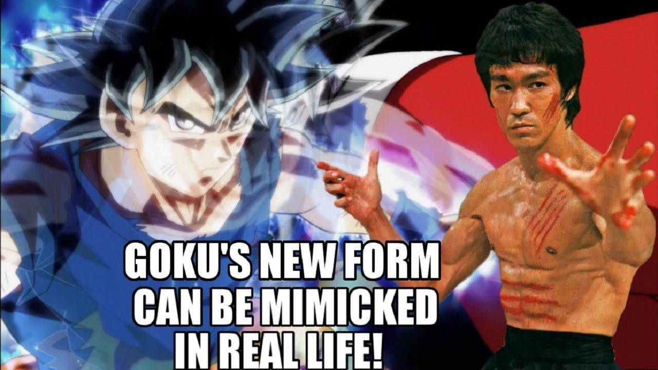 Goku S Ultra Instinct In Real Life Explained Goku Ultra Instinct Real Life Goku