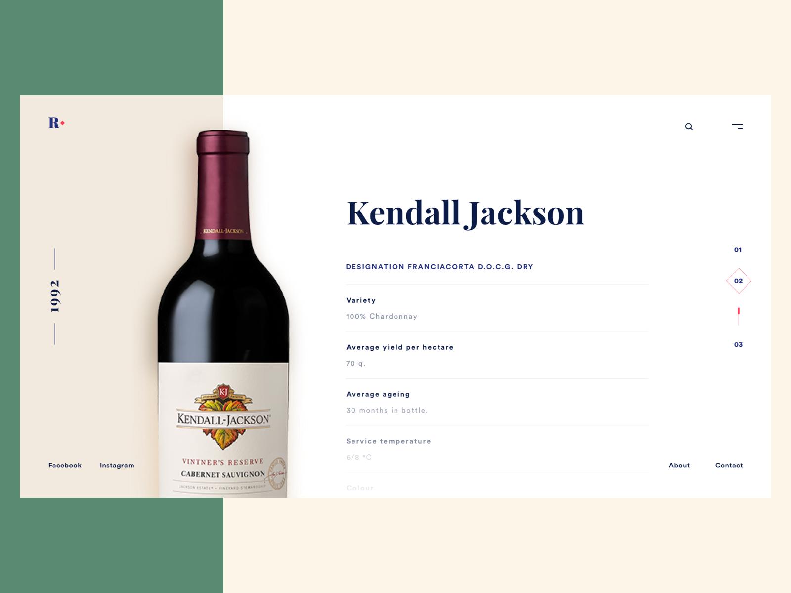Wine Shop Website Details Website Details Wine Presentation Shopping Websites