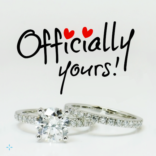 Officially Yours Engagement Ring Quotes Engagement Quotes Fiancee Quotes