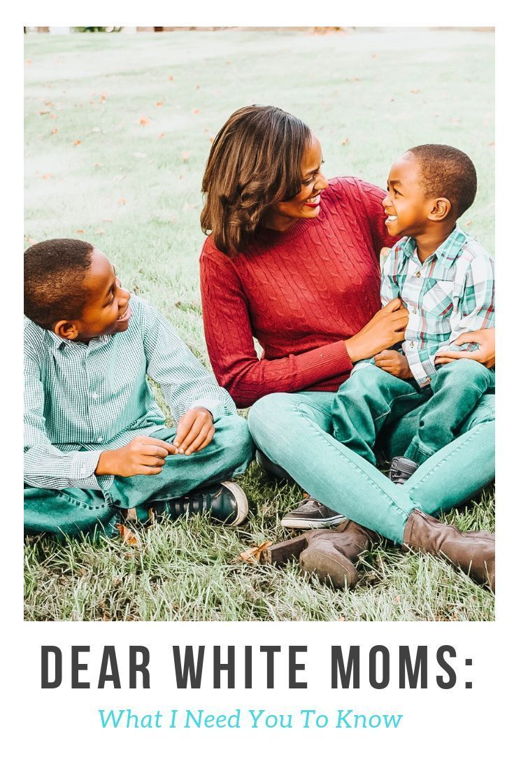 Dear White Moms: What I Need You To Know..... #race #motherhood #parenting #faith #blogging #blackboys