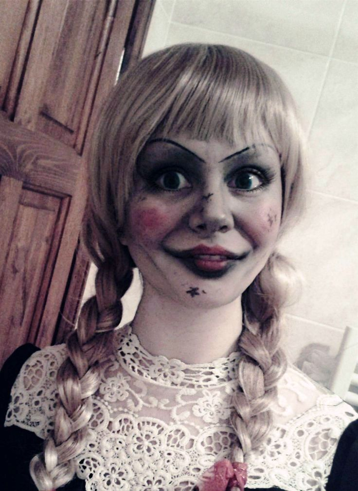 25 Doll Halloween Costume Ideas For This Spooky Day Halloween - female halloween costumes ideas