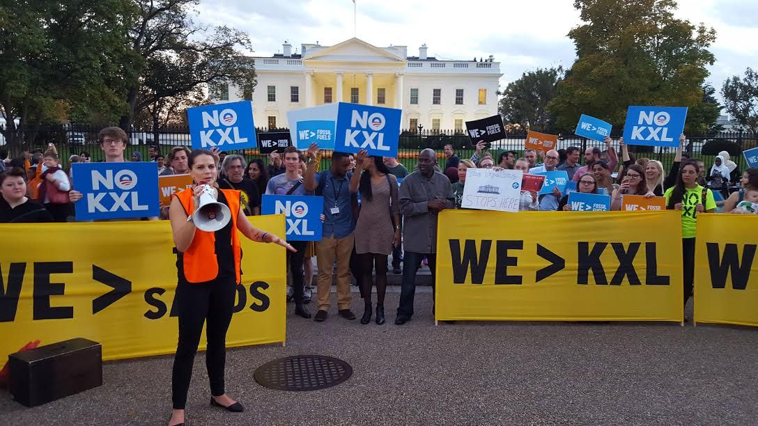 Fight Back Trump Moved Keystone Xl And The Dakota Access Pipeline Forward Social View Environmental Concerns Action Fight