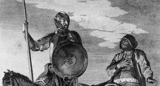 Este año se cumplen 400 años de la muerte de Miguel de Cervantes.