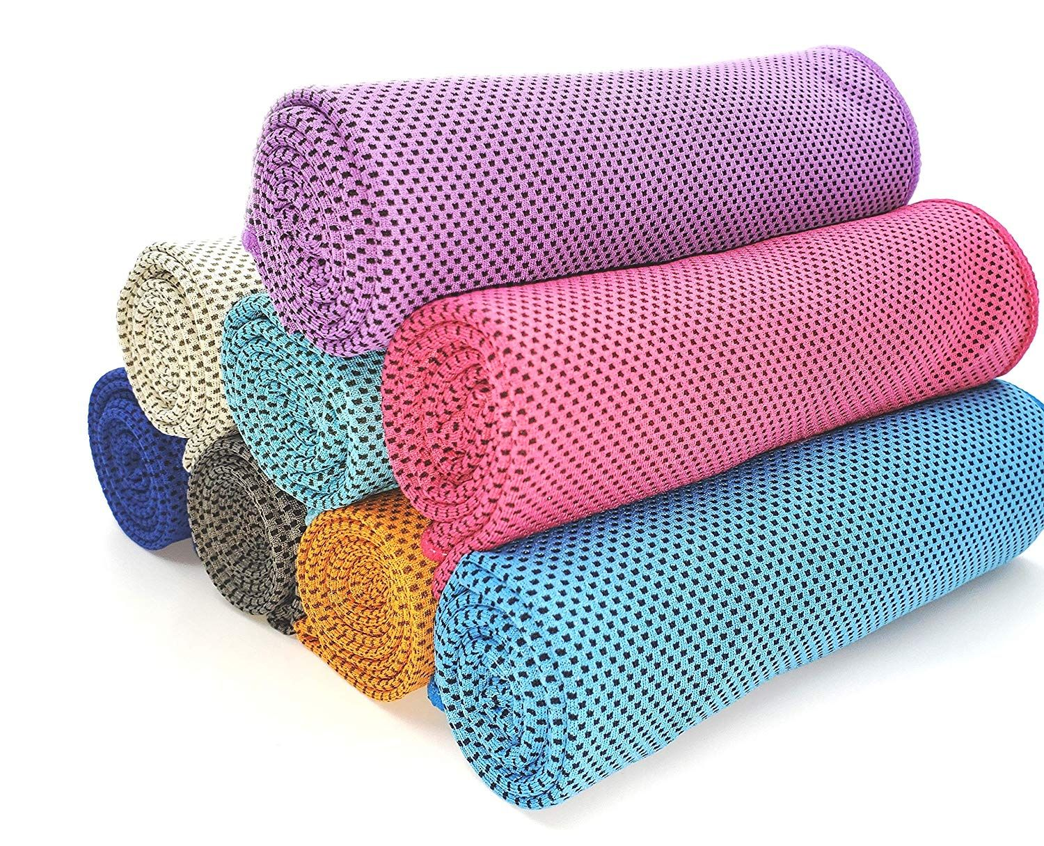 Save 20 Now Hystrada 8 Pack Cooling Towels 40 X 12 Cooling