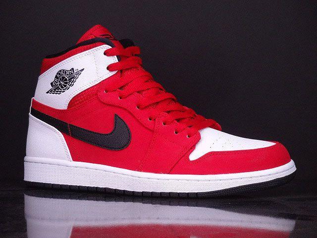 ae6626f440a AIR JORDAN 1 Retro High Gym Red Black White  BG  New Blake Griffin 332550  601  Nike  AthleticSneakers