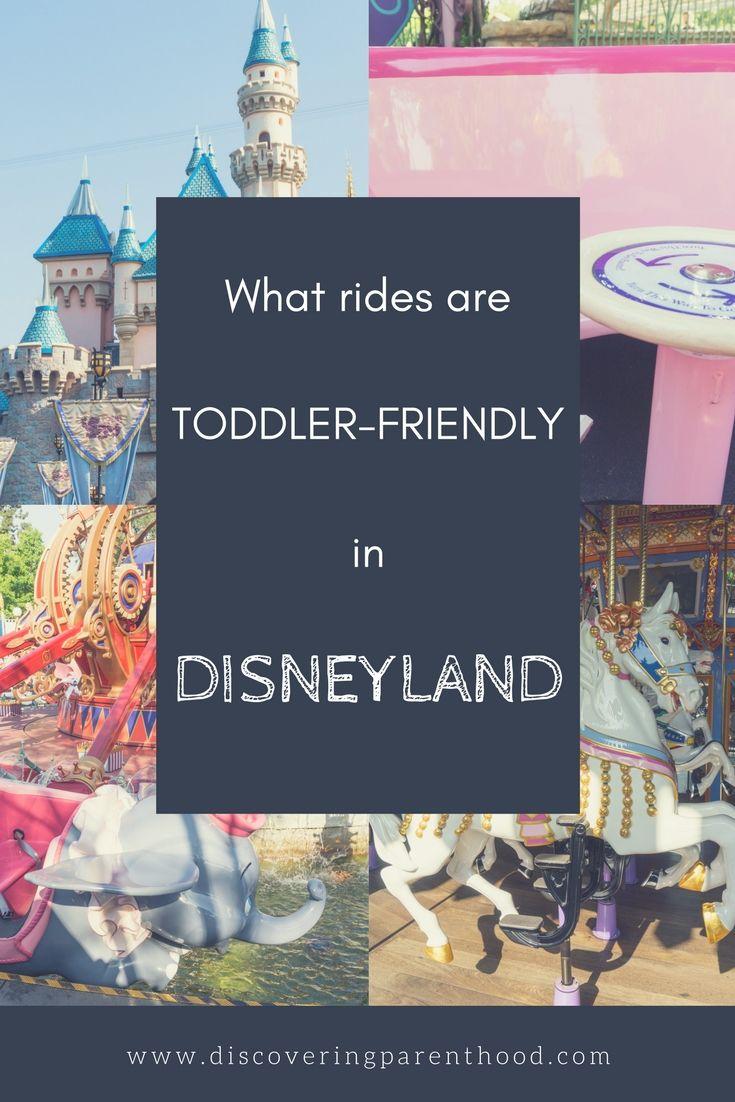 Photo of Welche Fahrten kann ein Kleinkind in Disneyland unternehmen?