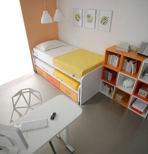 Camas Correderas, Comprar Muebles Juveniles e Infantiles, Muebles ...