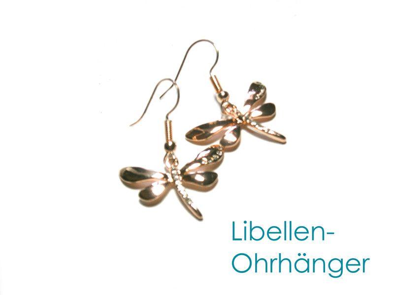 Ohrringe+Libelle+von+DeineSchmuckFreundin+-+Schmuck+und+Accessoires+auf+DaWanda.com