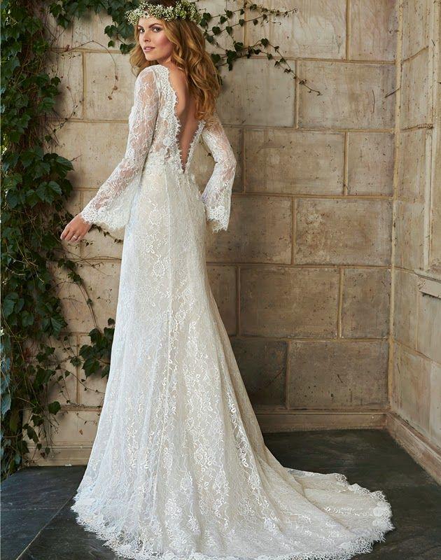 novias en manga larga | vestidos boda | pinterest | wedding, wedding