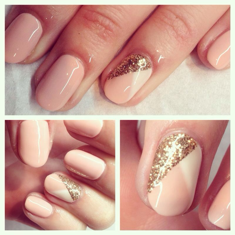 Calgel nail art design x nails pinterest classy nails nail calgel nail art design x prinsesfo Gallery