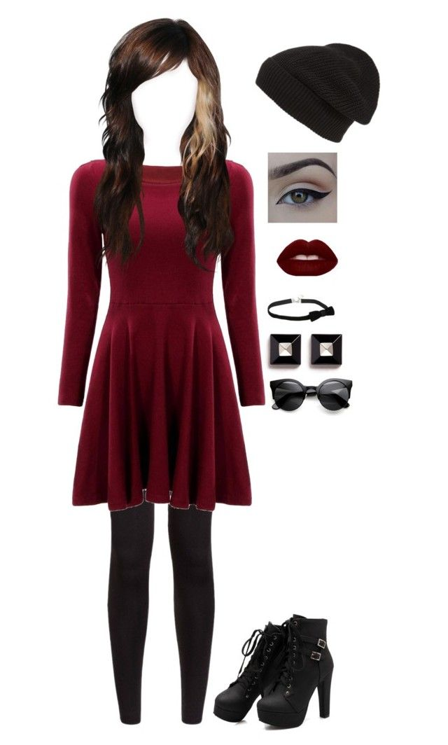 """Autumn"" by killjoyidiotyoungblood ❤ liked on Polyvore featuring Givenchy and Phase 3"