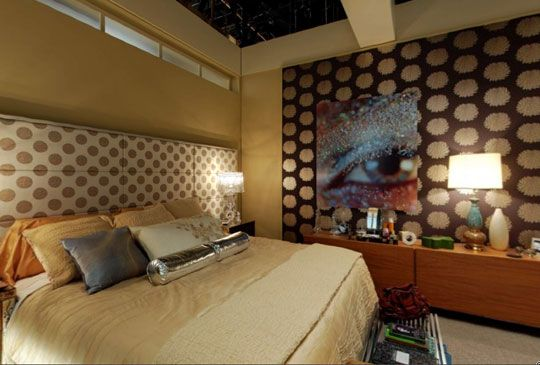 On The Set Gossip S Bass Van Der Woodsen Apartment Therapy Serena Bedroom
