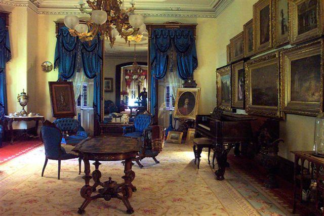 Victorian Interiors Victorian America Mansion Interior