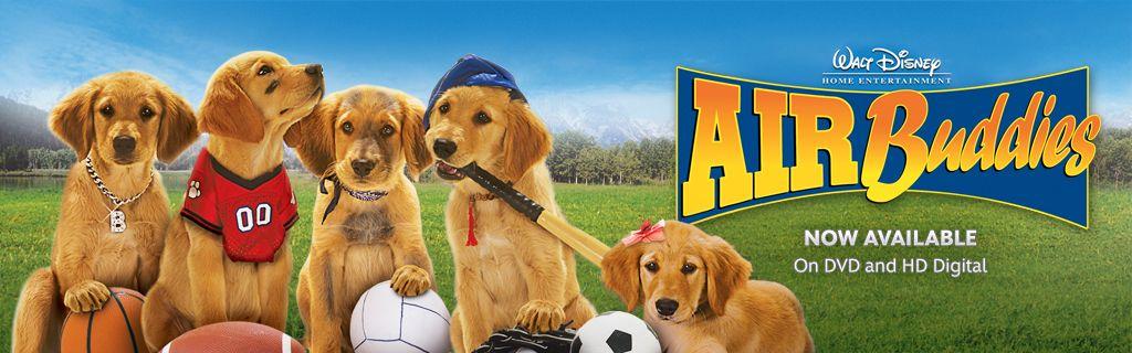 Air Buddies Movies Disney Buddies Air Bud Movies Air