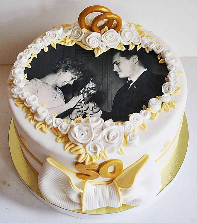 Торт с фотографией на заказ москва