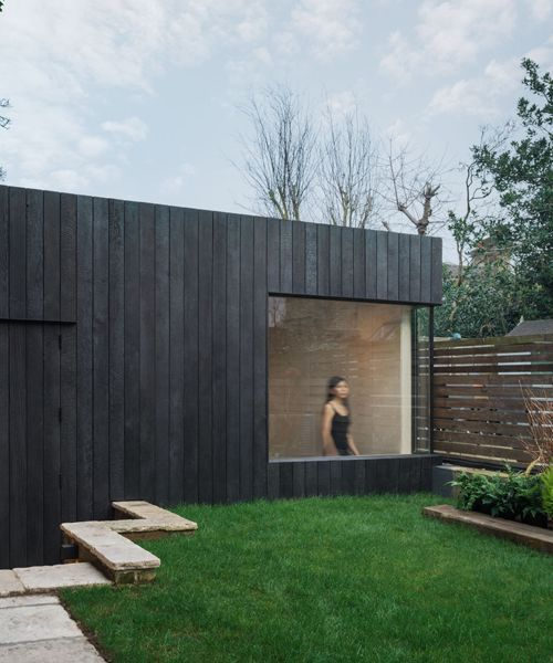 Eastwest Architecture Completes Garden Studio Gym In