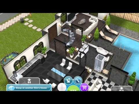 Sims Freeplay My 3 Storey House Sims Freeplay Houses Sims House Sims