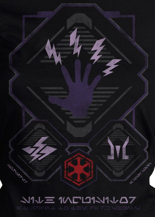 SWTOR: Sith Inquisitor Class T-shirt by J!NX