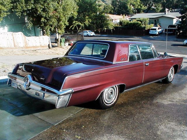 1966 Chrysler Imperial Crown Coupe 440 Big Block Awesome Condition