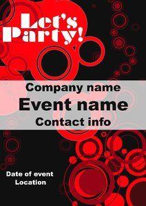 Free Invitation Design Templates Design Party Invitation Card With Our Free Invitation Design .