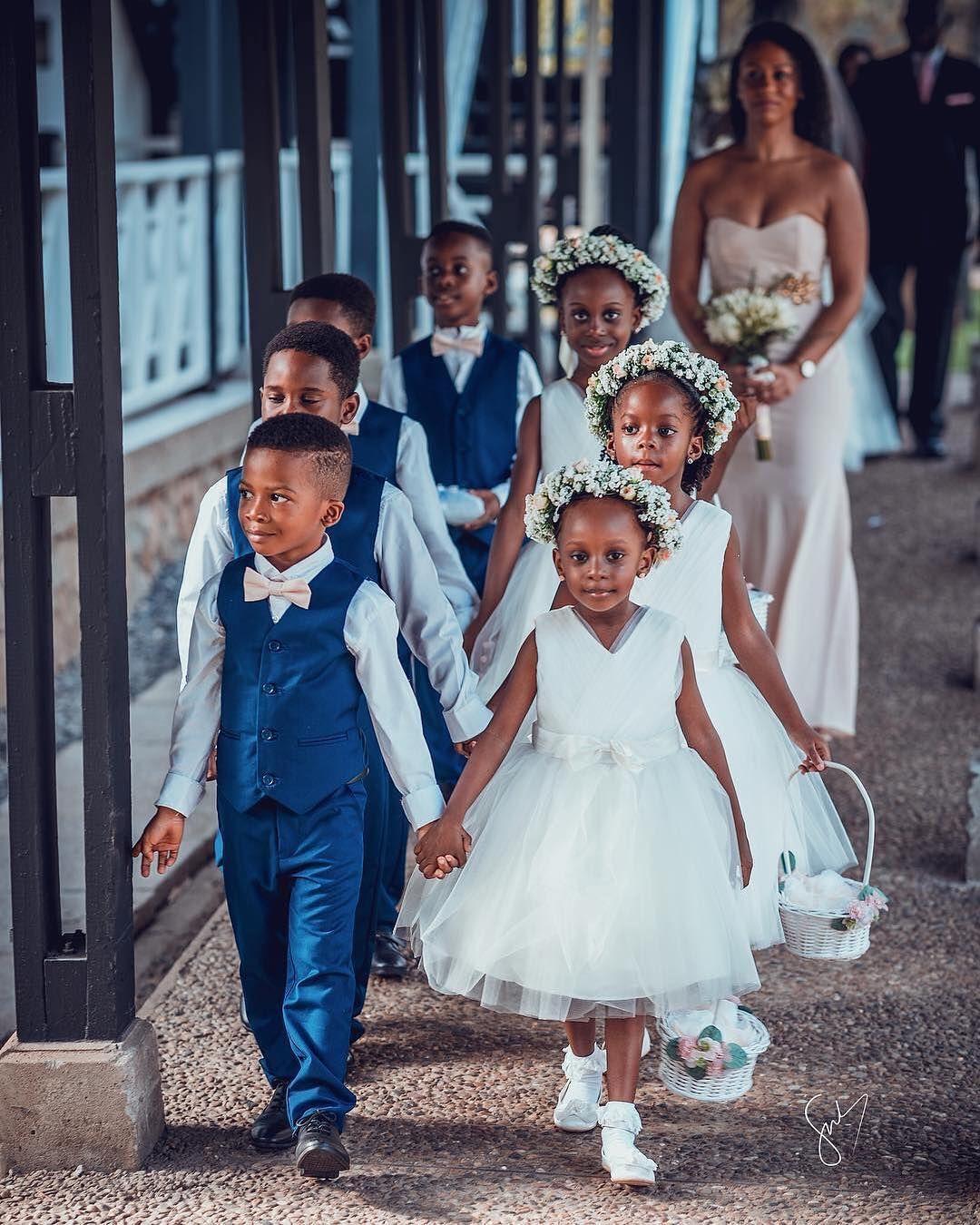 Follow Us Signature Bride On Instagram And Twitter And On Facebook Signature Bride Magazine Black Bride African American Weddings Black Bridesmaid Dresses