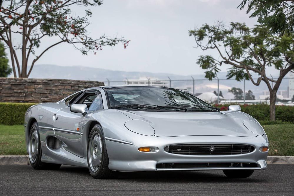 venta-jaguar-xj220 (3) | cars | autos