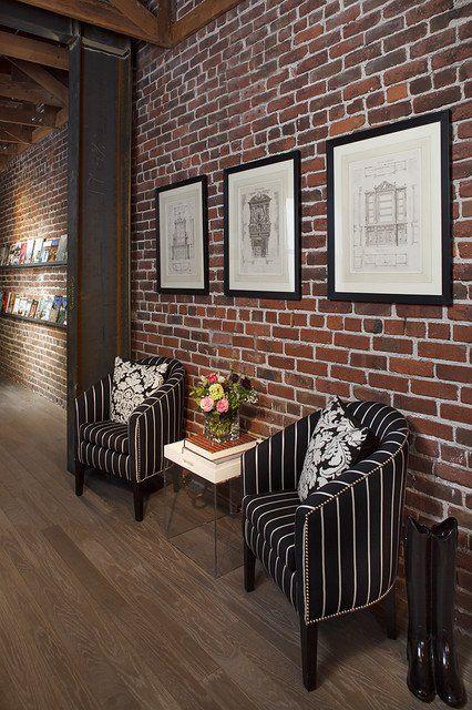 20 Amazing Interior Design Ideas With Brick Walls Desain