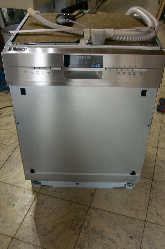 eBay Sponsored Siemens SX56M557EU Geschirrspüler