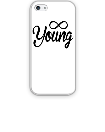 Forever Young young - iPhone 5&5s Case