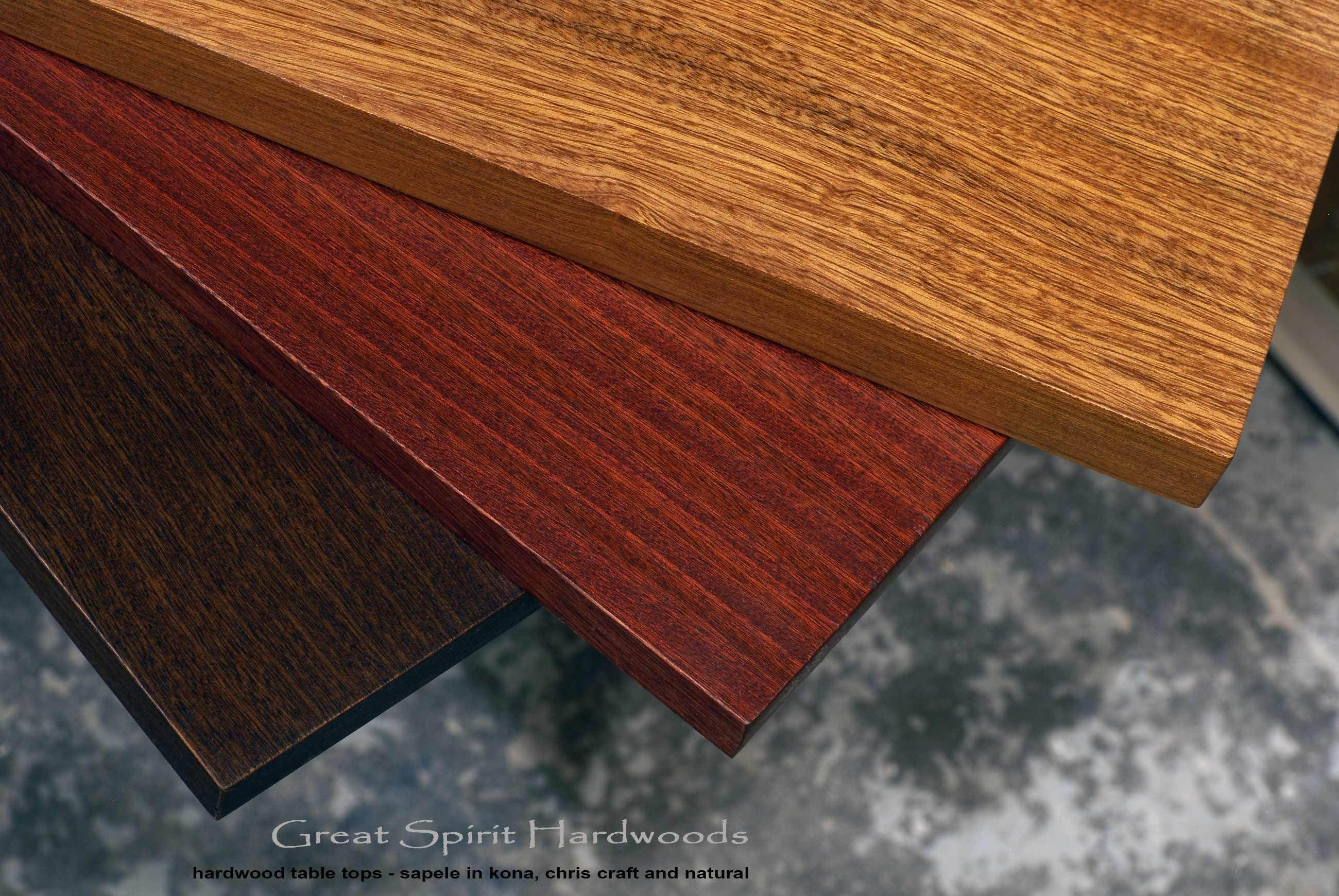 Custom Made Solid Wood Table Tops For Restaurant Office Library - Commercial wood table tops