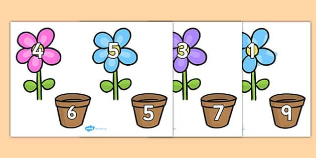 Pin by maggie lim on kids worksheet pinterest number bonds number bonds to 10 on flowers and pots ibookread Download